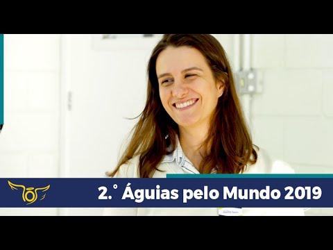 2.° Águias pelo Mundo 2019