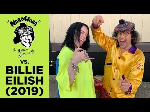 Nardwuar vs. Billie Eilish (2019)