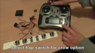 spektrum dx6i programming - TH-Clip