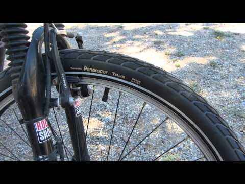 Panaracer Tour Guard Plus Bike Tire Review