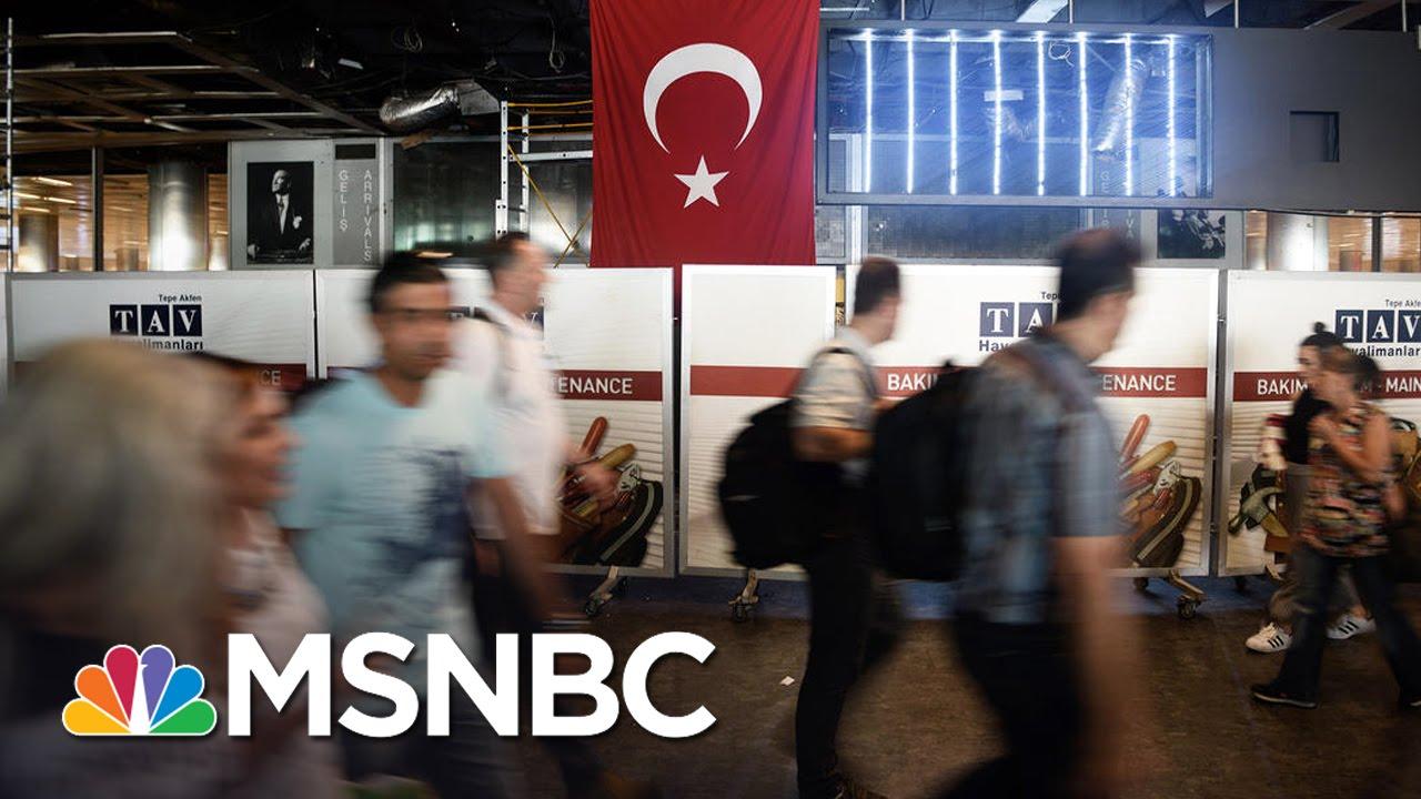 Was ISIS Behind Istanbul Attack?   Morning Joe   MSNBC thumbnail