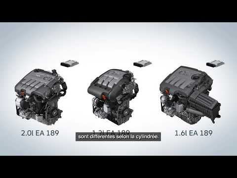 Фото к видео: Information video for the diesel issue EA 189 SUBFR