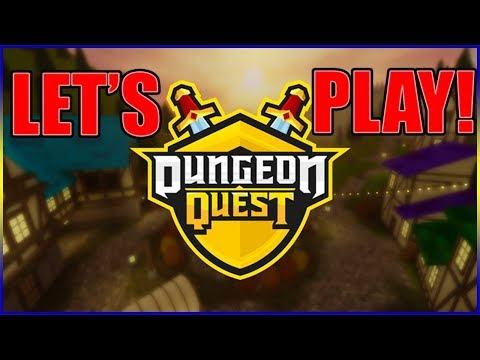 LIVE STREAM! Let's Play Dungeon Quest!