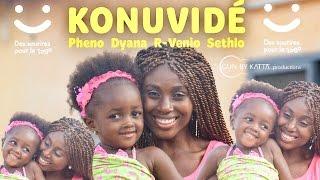 KONUVIDÉ (Des sourires pour le Togo) - Pheno Ambro, Dyana, R-Venio, Sethlo