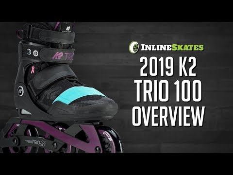 Video: 2019 K2 Trio 100 Women