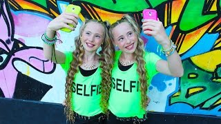 Me & My Selfie   Mylène & Rosanne (Official Video)