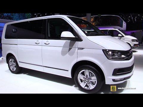 Volkswagen Transpoter T6 Caravelle Минивен класса M - рекламное видео 2