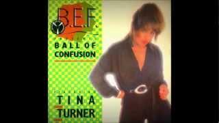 B.E.F.  - Ball Of Confusion (feat. Tina Turner) (1982)