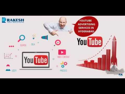 Best Youtube Advertising Company In Hitech City  Hyderabad