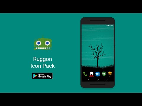 Ruggon – Icon Pack