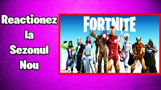 Reacționez la Battle Pass Sezon 4 Chapter 2 - Fortnite Romania