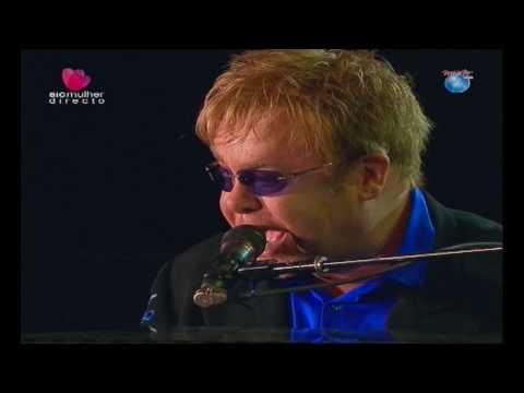 Elton John - Crocodile Rock  @ Rock in Rio - Lisbon 22/5/2010