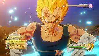 Dragon Ball Z: Kakarot - Vegeta's Final Atonement! Majin Vegeta Vs Majin Buu