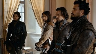 Attack on the Queen - The Musketeers: Series 2 Episode 9 Preview - BBC One