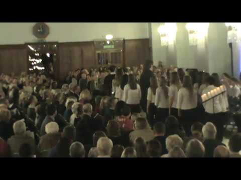 Hodie - Chamber Choir, Ceremony of Carols 2016