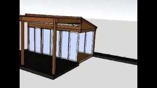 preview picture of video 'Diseño de Cerramiento Castelldefels.avi'