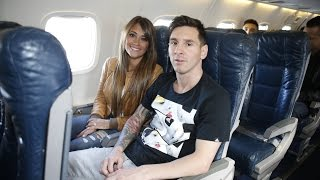 #BallondOr2015 - From Barcelona to Zurich