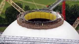 Building Revolution - The Dome Construction Process