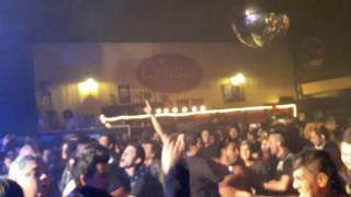 """total chaos """"complete control"""" circus bar Buenos Aires Argentina"""