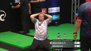 """Steve West: """"If I win the European title, I will retire, say and I achieved something and I'm done"""""""