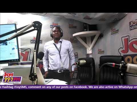 #JoySMS Sports Center on Joy FM (26-8-19)