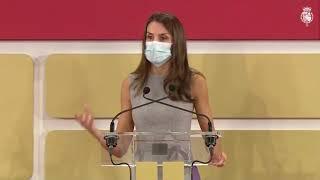 """Palabras de S.M. la Reina en la entrega de la 32ª edición de los """"Premios Rei Jaume I"""""""
