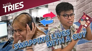 Swapping Lives With A Guy For A Day | ZULA Tries | EP 22