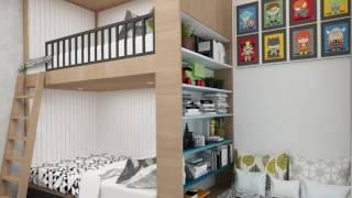Mẫu thiết kế nội thất Megavillage Khang Điền - Quận 9