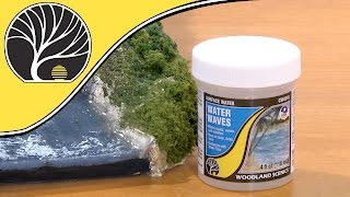 Realistic Water & Water Effects - Model Scenery | Woodland