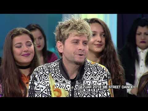 Zone e lire - Gezuar 2018 me street dance! (29 dhjetor 2017)