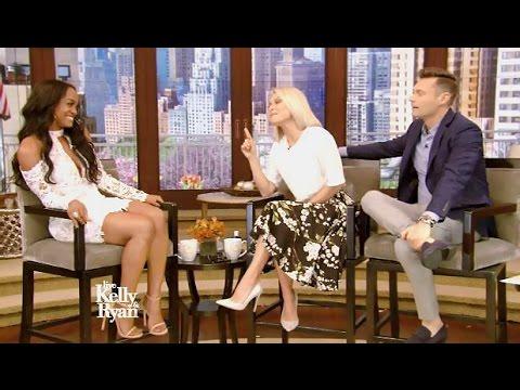 Rachel Lindsay - Chats Bachelorette (Perk or Peeve) - Kelly & Ryan