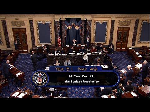 US Senate Passes Republican-Backed Budget, 51-49