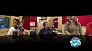 The K92 Mornin' Thang LIVE Feed: Tuesday 05/01/18