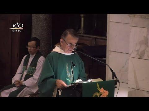 Laudes et Messe du 22 septembre 2021 à Notre-Dame de la Garde