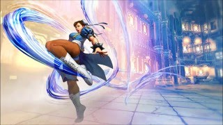 Street Fighter V: How to do Chun Li Instant Air lightning legs REALLY EASY