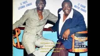 Testament Ya Bowule (Lutumba Simaro)   Franco & Le T.P. O.K. Jazz 1986