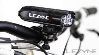 Lezyne Deca Drive - 900 Lumens of Visibility