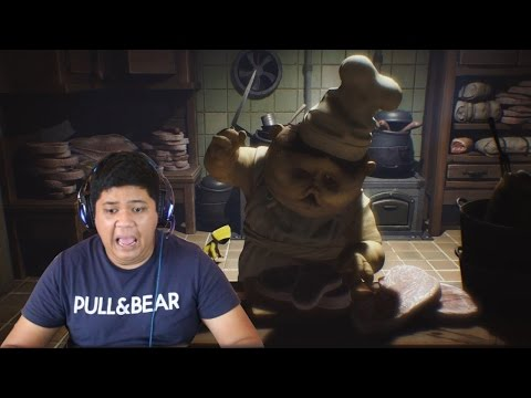 PUTUSNYA TANGAN PANJANG - LITTLE NIGHTMARES - INDONESIA #3