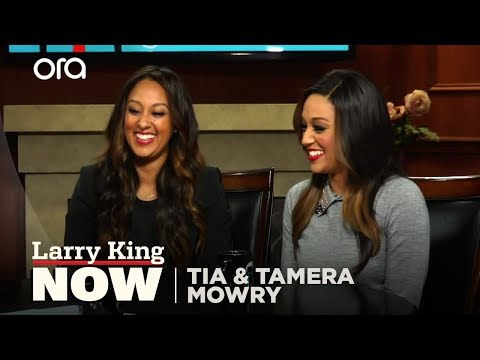 Tia and Tamera on Parenthood, Premarital Sex & The Sisters' Psychic Connection