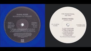 Diana Ross - Love Hangover [Frankie Knuckles Tribal/Reprise] (1993)