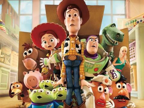 Toy Story 3: Školka volá