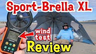 Sport Brella XL Set Up & Review Video
