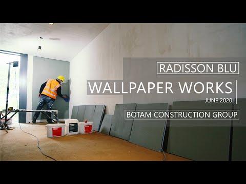Radisson Blu Iveria - Wallpaper Works