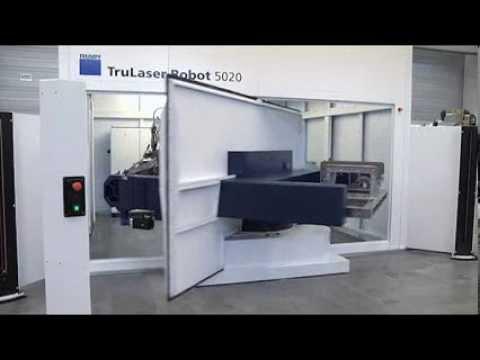 Trumpf Robot 5020 Headland Machinery