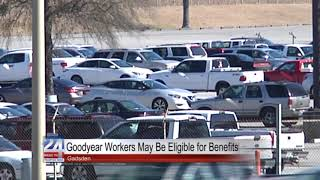Goodyear Workers May Be Eligible for Benefits