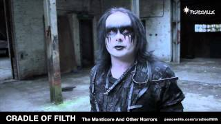 Группа Cradle Of Filth, Dani answers questions