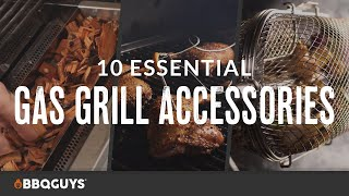 Top 10 Gas Grill Accessories | BBQGuys