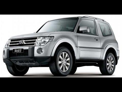 Mitsubishi Pajero Full é chamado por falha em airbag