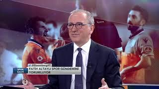 Spor Saati -  Fatih Altaylı  & Emin Çağlar   Bölüm 2   17.12.2018