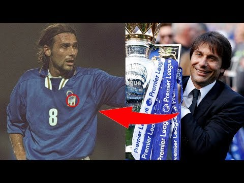 10 Things You Probably Didn't Know About Antonio Conte